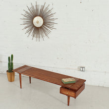 Load image into Gallery viewer, Keoki Slat Coffee Table with Drawer