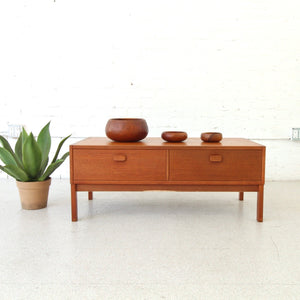 Swedish Ulferts Coffee Table