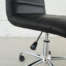 Load image into Gallery viewer, Lucy Office Chair in Black