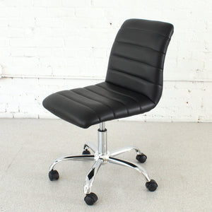 Lucy Office Chair in Black