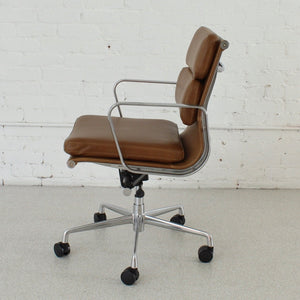 Turner Office Chair in Caramel