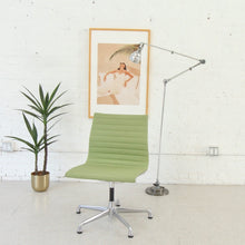 Load image into Gallery viewer, Vintage Avocado Swivel Office Chair