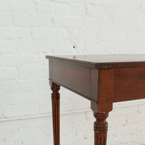 Antique Mahogany Desk
