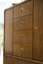 Load image into Gallery viewer, Drexel Armoire Highboy Cabinet