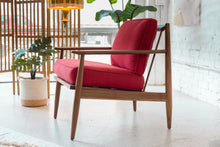 Load image into Gallery viewer, Copenhagen Chair in Red