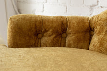 Load image into Gallery viewer, Crushed Velvet Tufted Swivel Chair