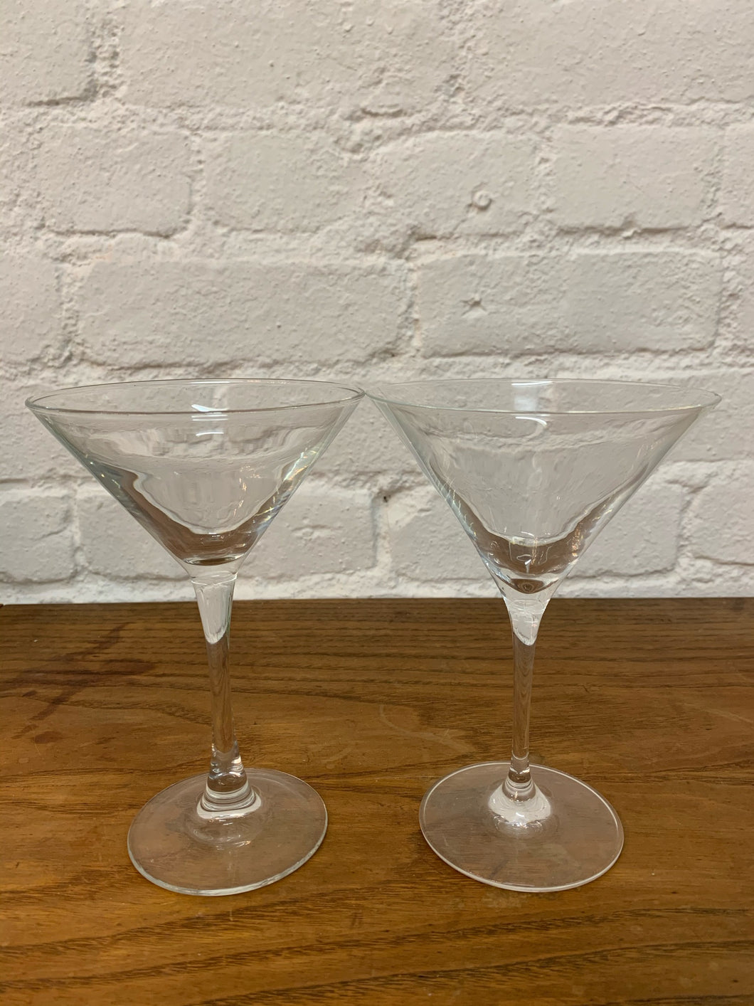 Martini Glasses - Set of 2