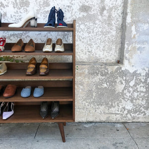 Handmade Storage Five-Tier Shelf/Shoe Rack