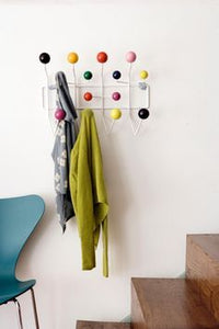 Multi-color Coat Rack