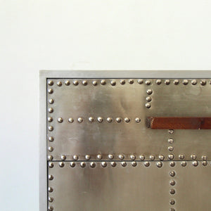 Metal Deco Aviator Style Modern Bar
