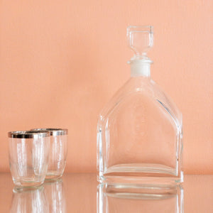 Sleek  Decanter