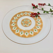 Load image into Gallery viewer, Signed  Gold Leaf Dish