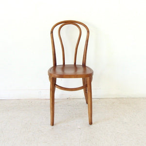 Antique style cafe chair