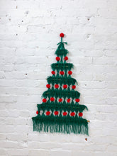 Load image into Gallery viewer, Handcrafted Christmas tree