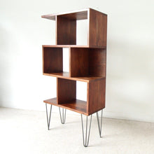 Load image into Gallery viewer, Dana Point Repurposed Rosewood Shelf Unit