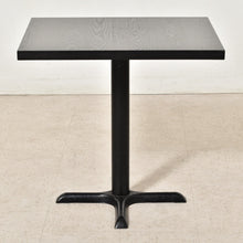 Load image into Gallery viewer, Black Ebonized 30 Dinette Table