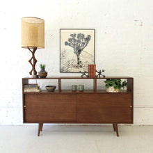 "Load image into Gallery viewer, ""Lorenzo"" Credenza Entry Console"