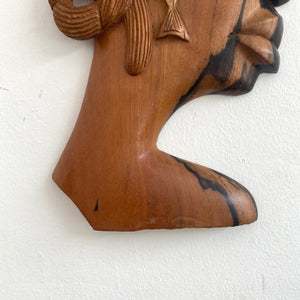 Hand Carved African Decor