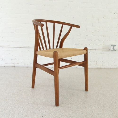 Spindle Back Chair in Walnut
