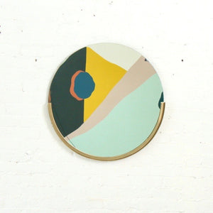 Stella Crescent Mirror