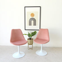Load image into Gallery viewer, Pink Swivel Chair