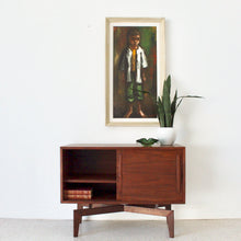 "Load image into Gallery viewer, FYFE 36"" Walnut Credenza"