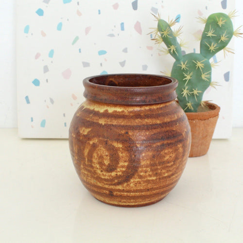 California Studio pottery