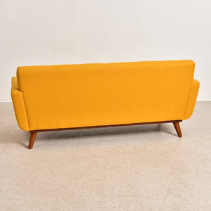 West Gold Mustard Sofa