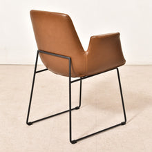 "Load image into Gallery viewer, ""Baldwin"" Chair in Cocoa"