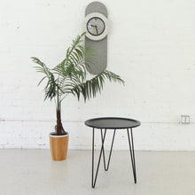 Load image into Gallery viewer, Claudia Metal Table with Hairpin Legs in Black
