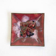 Load image into Gallery viewer, Enamel Ashtray in Purple