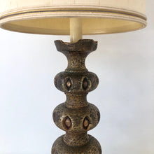 Load image into Gallery viewer, Bulbesque 1960's Moroccan Style Lamp