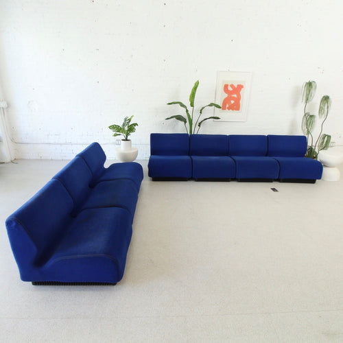 Original 7 piece  Herman Miller by Don Chadwick Sectional