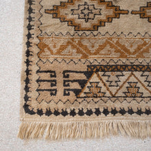 Load image into Gallery viewer, Native American Rug in Earth-tones