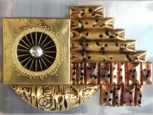 Brass Copper Metal Art