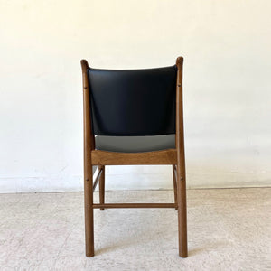 Pablo Dining Chair - Reupholstered in Key Largo: Grass