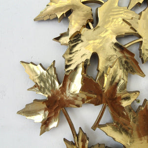 Gold Maple Leaves