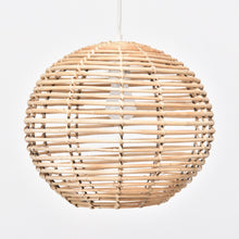 Load image into Gallery viewer, Round Orbit Boho Mod Pendant Lamp
