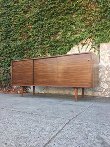 Bradley Three-Door Credenza