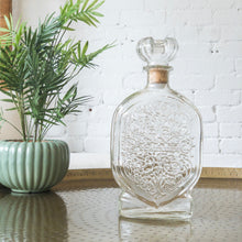 "Load image into Gallery viewer, ""Schenley"" Decanter"