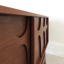 Load image into Gallery viewer, Scandinavian Walnut Credenza by Sunbeam Vintage