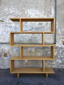 Izabel Oak Shelf