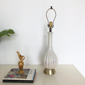 Pearl Ceramic Lamp