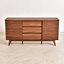 Load image into Gallery viewer, Slat Credenza Buffet