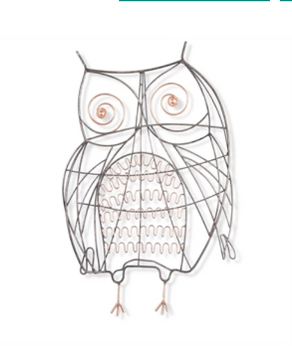 Owl Decor wall art