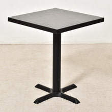 Load image into Gallery viewer, Black Ebonized Wood Dinette Table