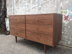 Fontaine Six-Drawer Dresser
