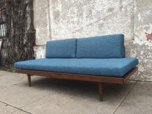 Load image into Gallery viewer, Modernist Day Bed in Blue