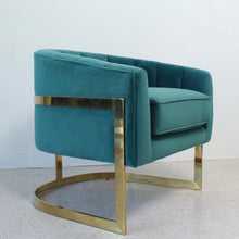 Load image into Gallery viewer, Mia Chair In Teal
