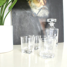 Load image into Gallery viewer, 5 Piece Decanter Set